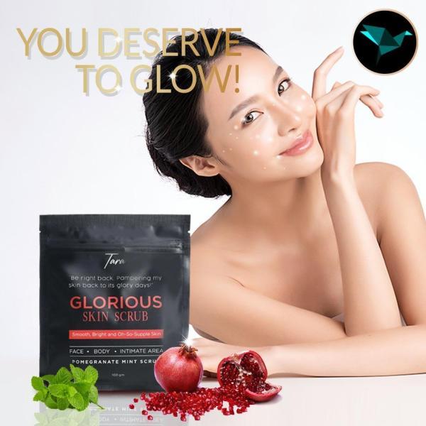 Buy Tara Wellness Glorious Skin Scrub / Exfoliate / Feminine Singapore