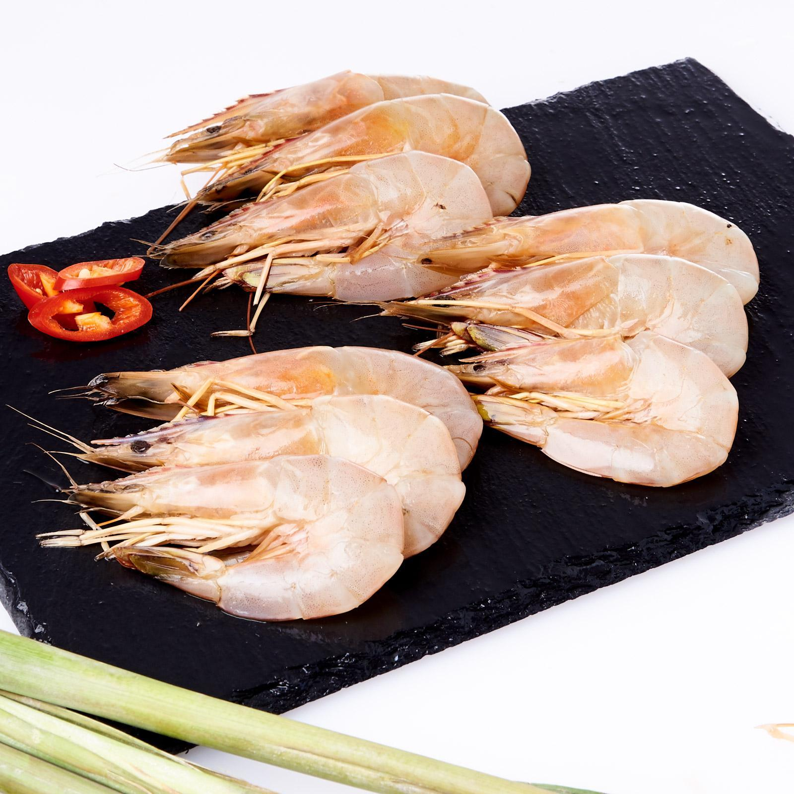 AW'S Market Fresh Sea Prawn