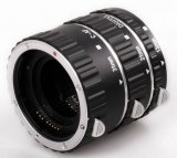Buy Cheap Eachshot Silver Metal Mount Auto Focus Af Macro Extension Tube Ring For Kenko Canon Ef S Lens T5I T4I T3I T2I 100D 60D 70D 550D 600D 6D 7D