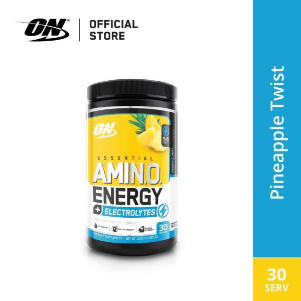 Buy Optimum Nutrition Amino Energy + Electrolytes (285g) Pineapple Singapore