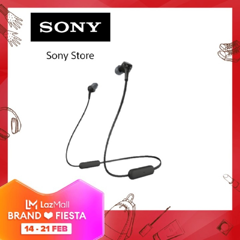 Sony Singapore WI-XB400/ WIXB400 EXTRA BASS Wireless In-ear Headphones Singapore