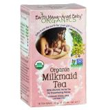 Earth Mama Angel Baby Organic Milkmaid Tea Fragrant Fennel Herb Coupon