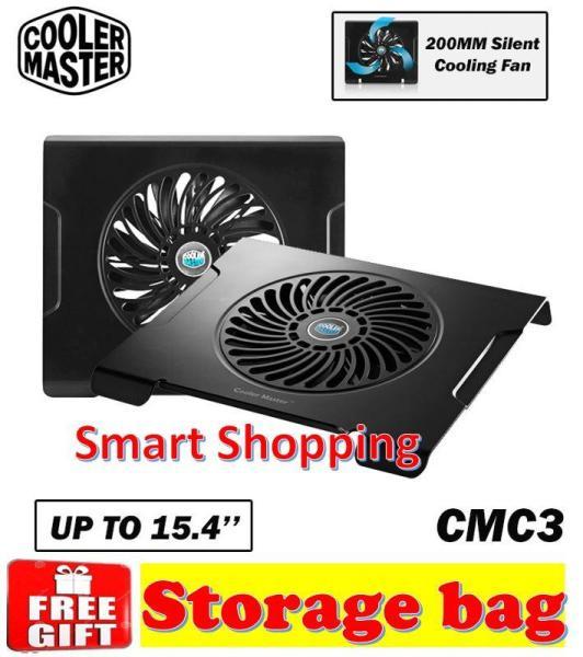 Cooler Master Notepal CMC3 200mm Fan Standard Notebook CoolerMaster Laptop Nbook NB Cooler Cooling fans