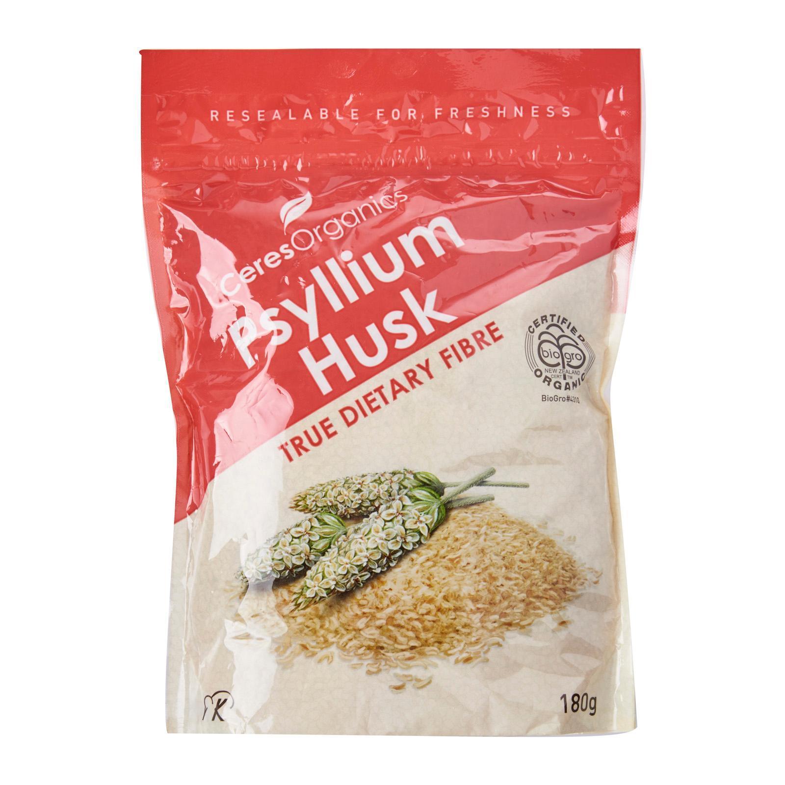 CERES ORGANICS Psyllium Husks - by Optimo Foods