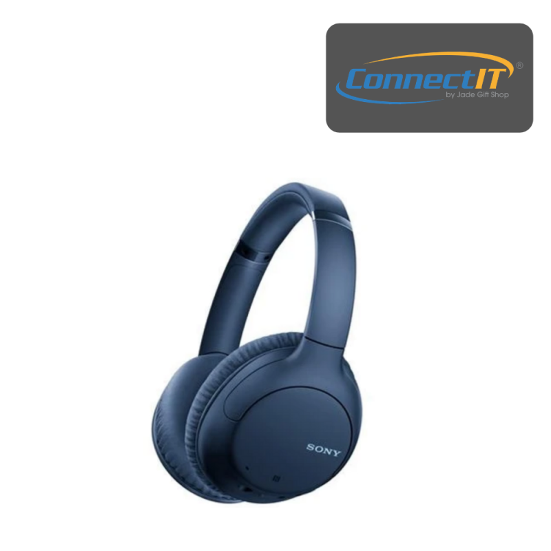 Sony WH-CH710N Wireless Bluetooth Noise Canceling Headphones for Smartphones With NFC and Up to 35 Hours Playback Time With 1 Year Local Warranty Singapore