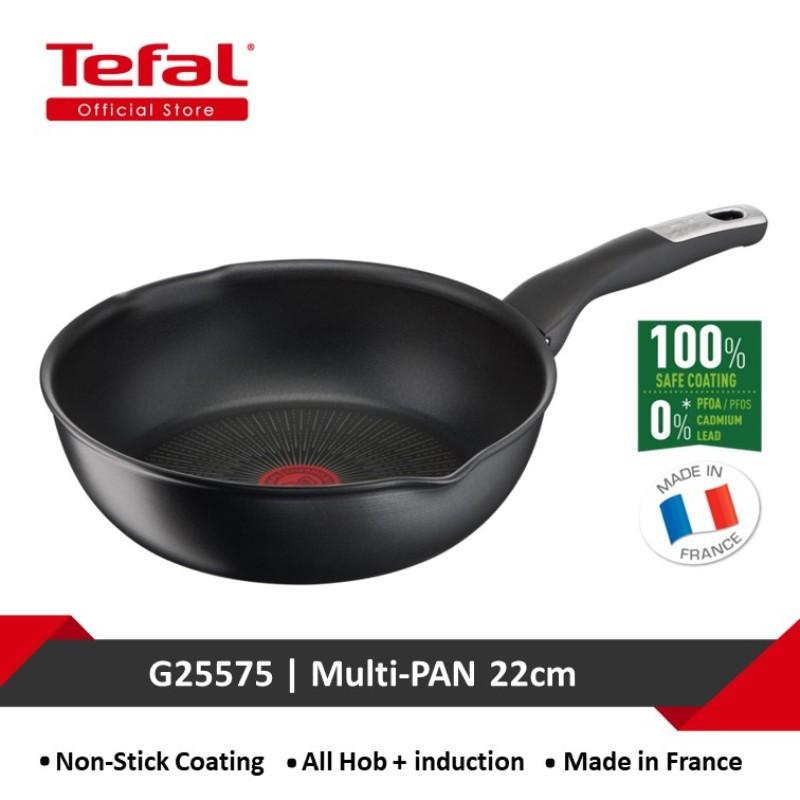 Tefal Unlimited Black IH Multi-Pan 22cm G25575 Singapore