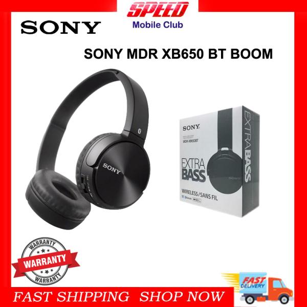SONY MDR XB650 BLUETOOTH BOOM BRAND NEW WITH WARRANTY... Singapore