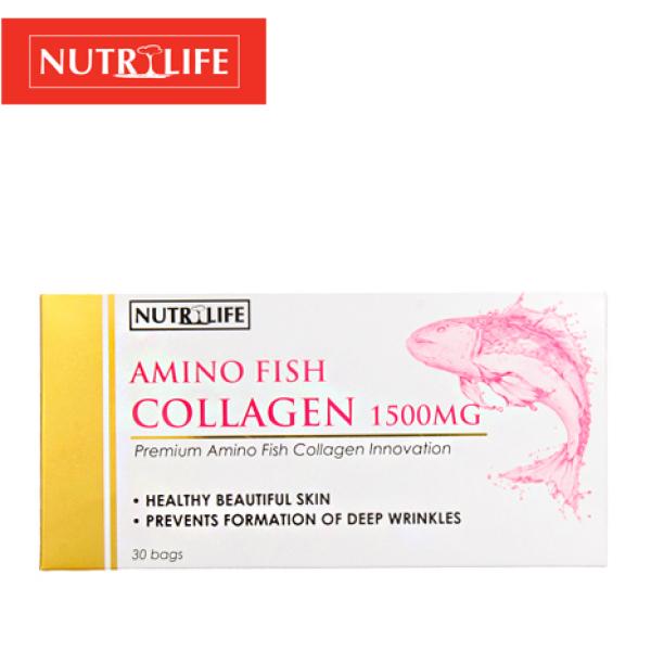 Buy Nutrilife Amino Fish Collagen Singapore