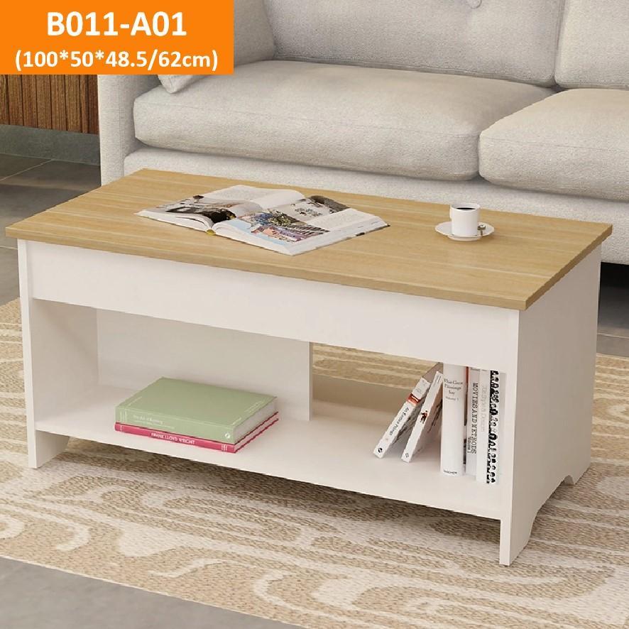 Coffee table / Side table / Adjustable table