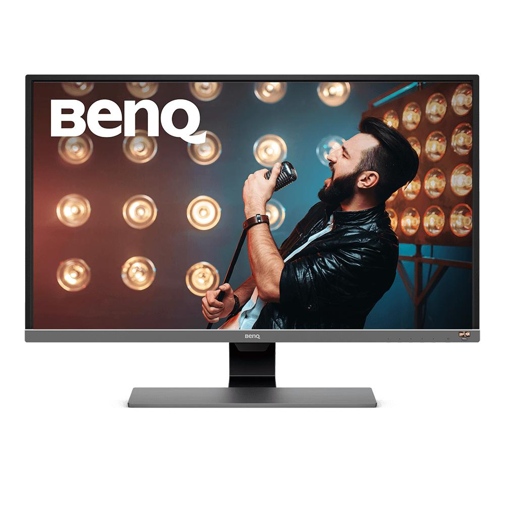BenQ EW3270U 4K HDR  32 inch Best for PS4 Pro, Xbox One X & Video Streaming HDMI, DP, USB-C Ports Eye Care Gaming Monitor for Multimedia