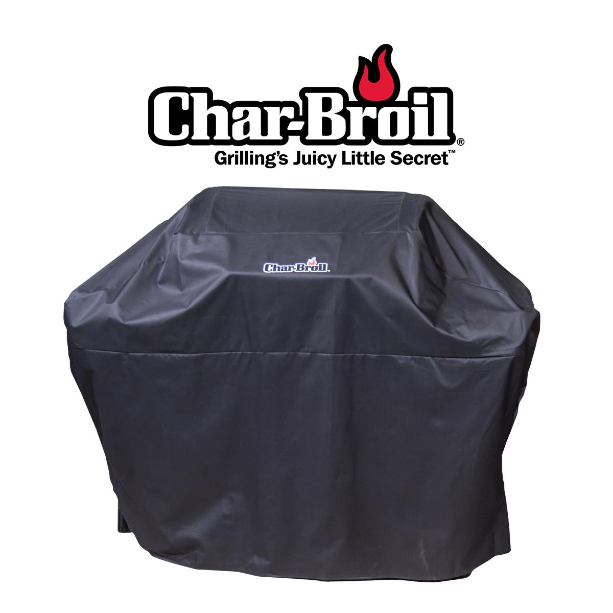 [Local Ready Stock] Char-Broil Universal BBQ 2 - 3 Burner Grill Protective Cover (52 Medium)