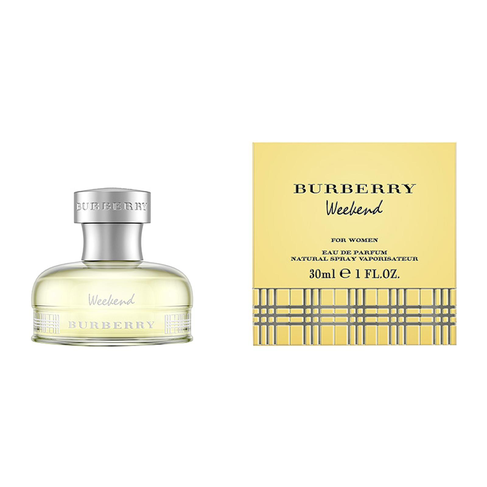 Burberry Weekend For Women Eau De Parfum Perfume Fragrance Spray - By BEAULUXLAB