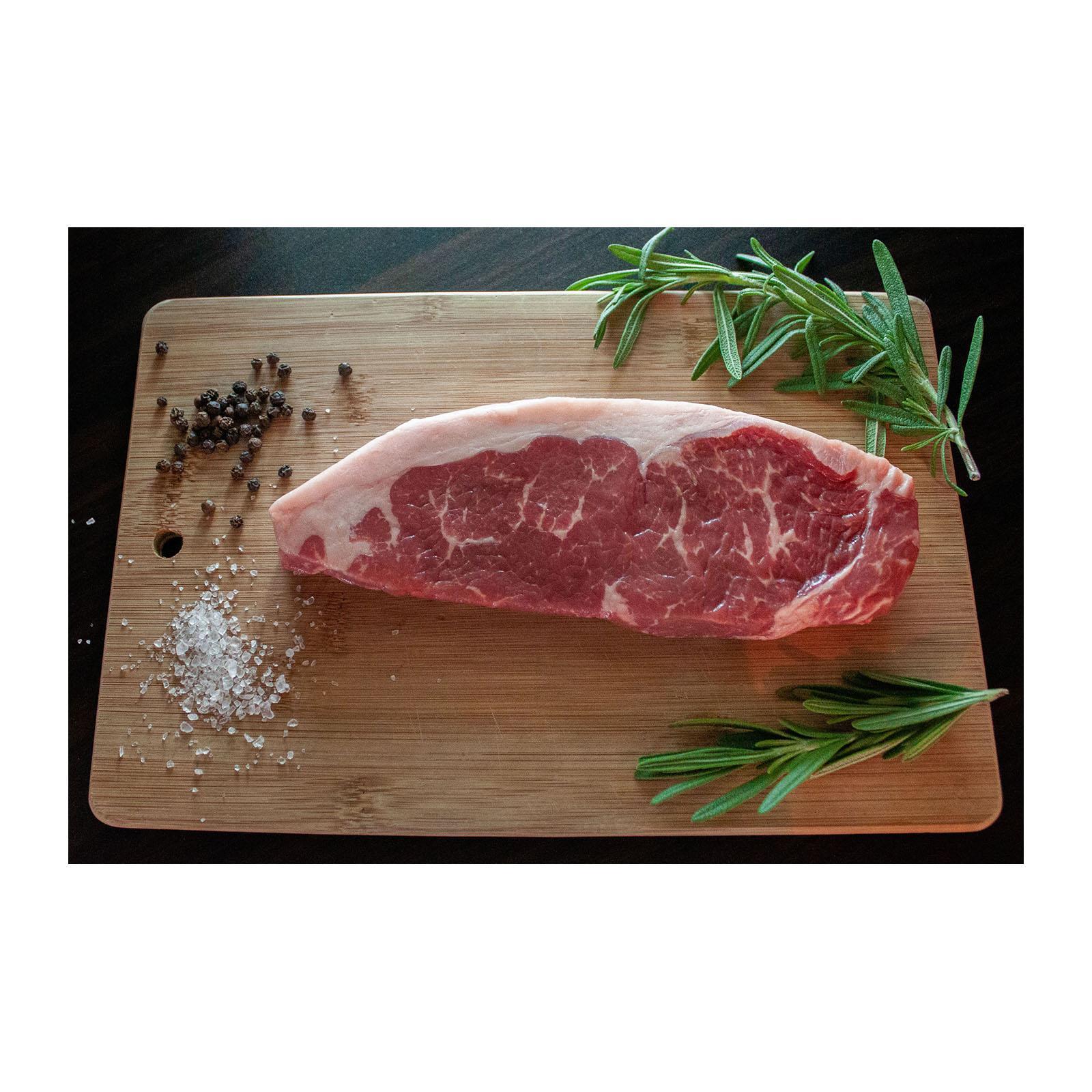 Ocean Beef Angus Striploin Steak