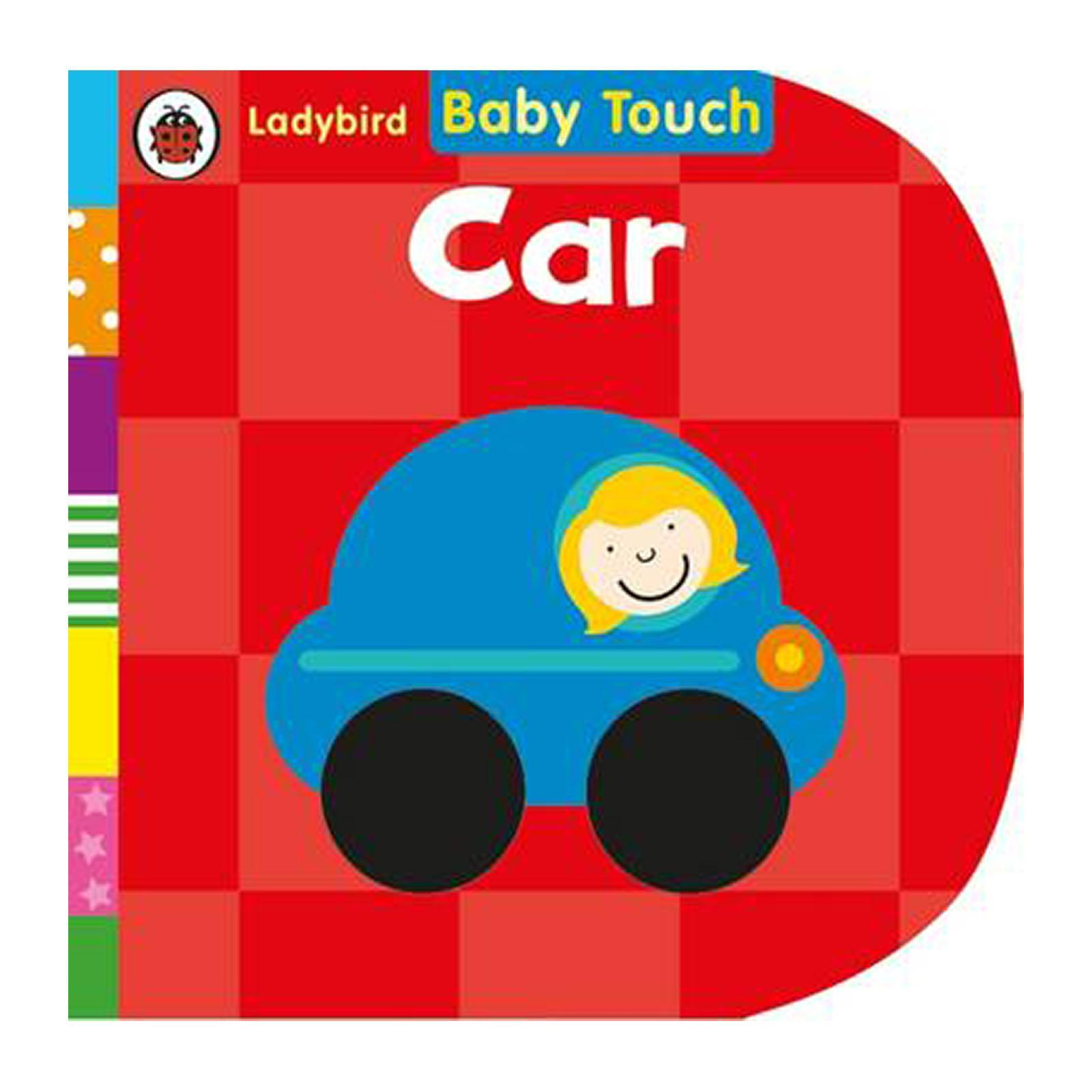 Baby Touch: Car (Board Book)