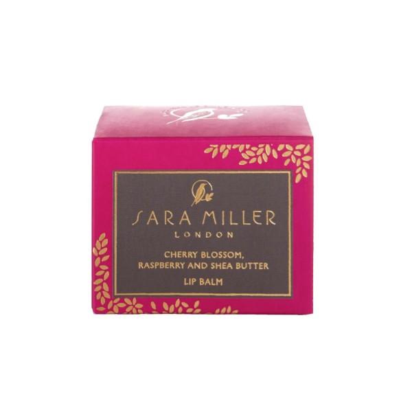 Buy Sara Miller London 18g Lip Balm - Cherry Blossom, Raspberry & Shea Butter (FG8524) Singapore