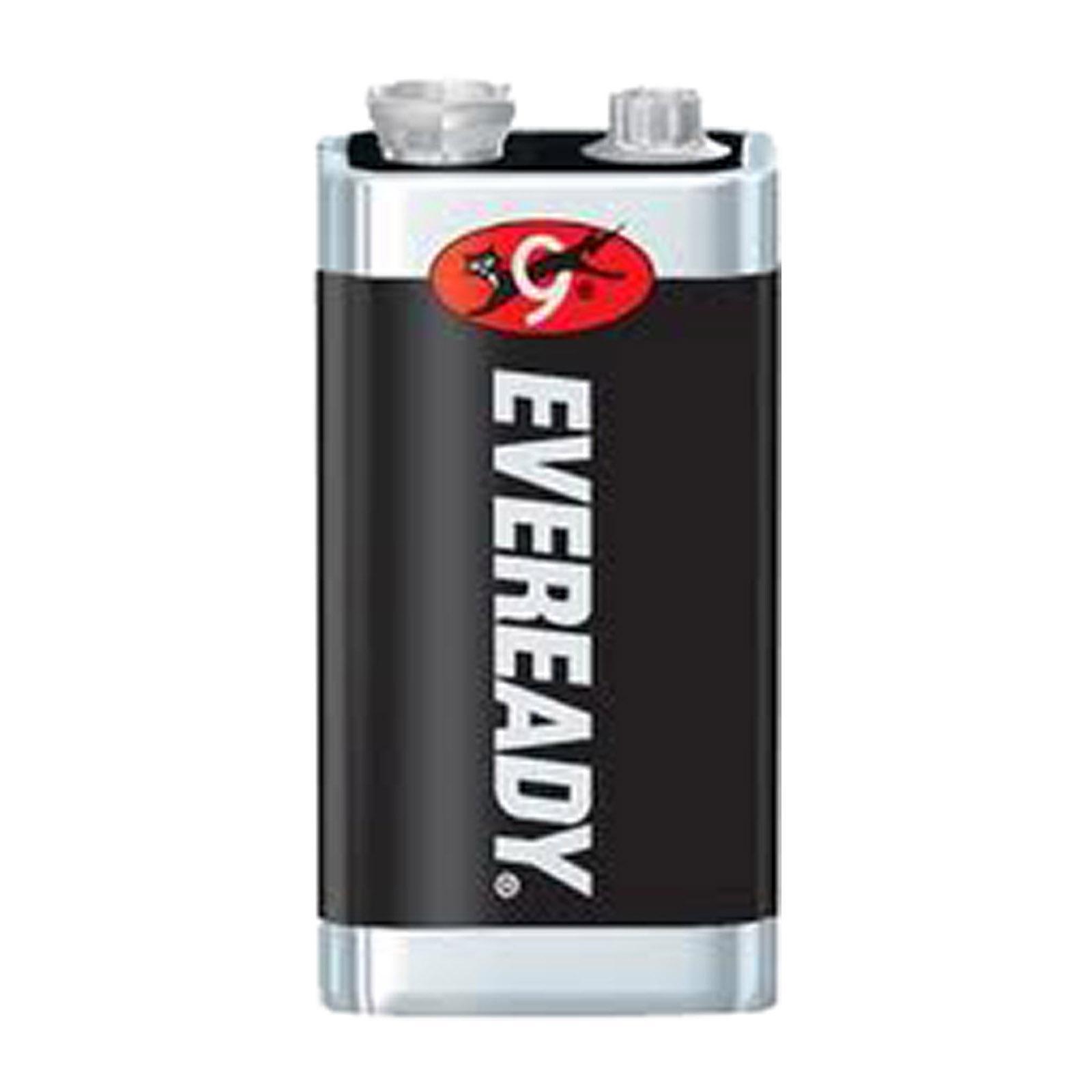Eveready M1222 Sw1 Carbon Zinc Battery Super Heavy Duty Size:9V (1Pc/Pack)