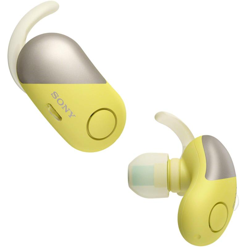 Sony WF-SP700N Truly Wireless Noise Cancelling Sports In-Ear Headphone Singapore