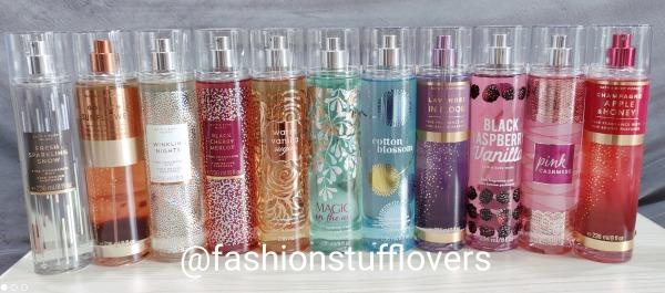 Buy BUY 1 GET 1 FREE CHOOSE Bath and body works fine fragrance mist BONUS Singapore