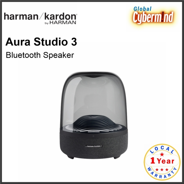 Harman Kardon Aura Studio 3 Bluetooth Speaker (Brought to you by Global Cybermind) Singapore