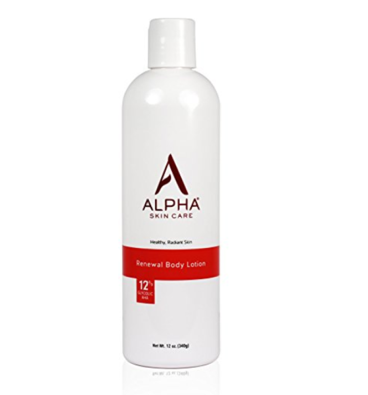 Buy ALPHA SKIN CARE Renewal Body Lotion 12oz Singapore