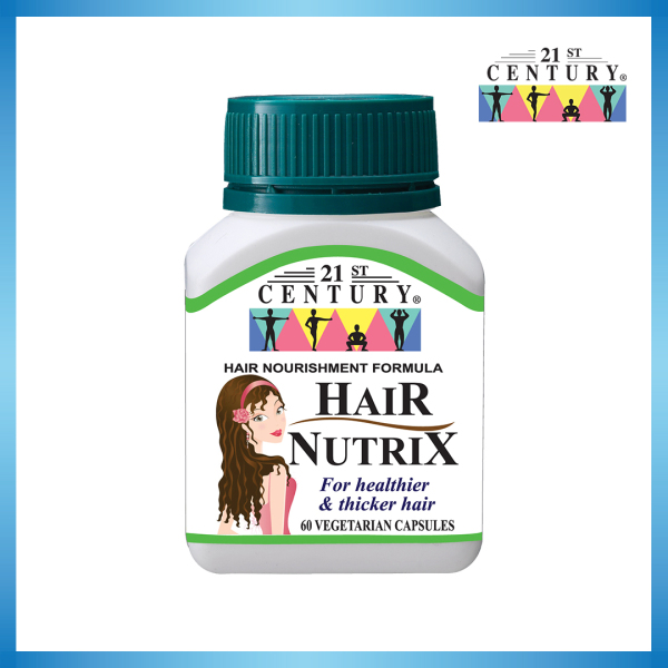 Buy 21st Century Hair Nutrix (60s) to Strength Hair Roots to Stop Hair Falling Singapore