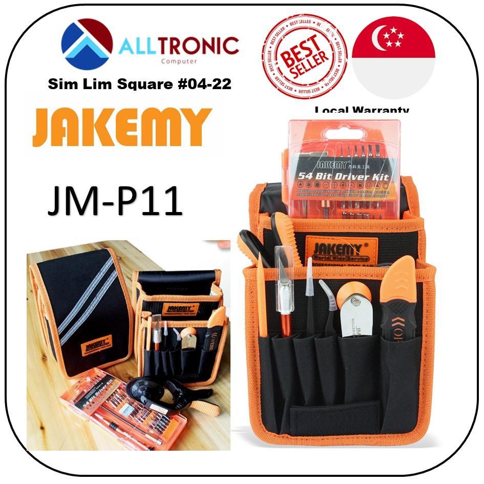 Jakemy JM-P11 69 in 1 Portable DIY Repairing Tool Set