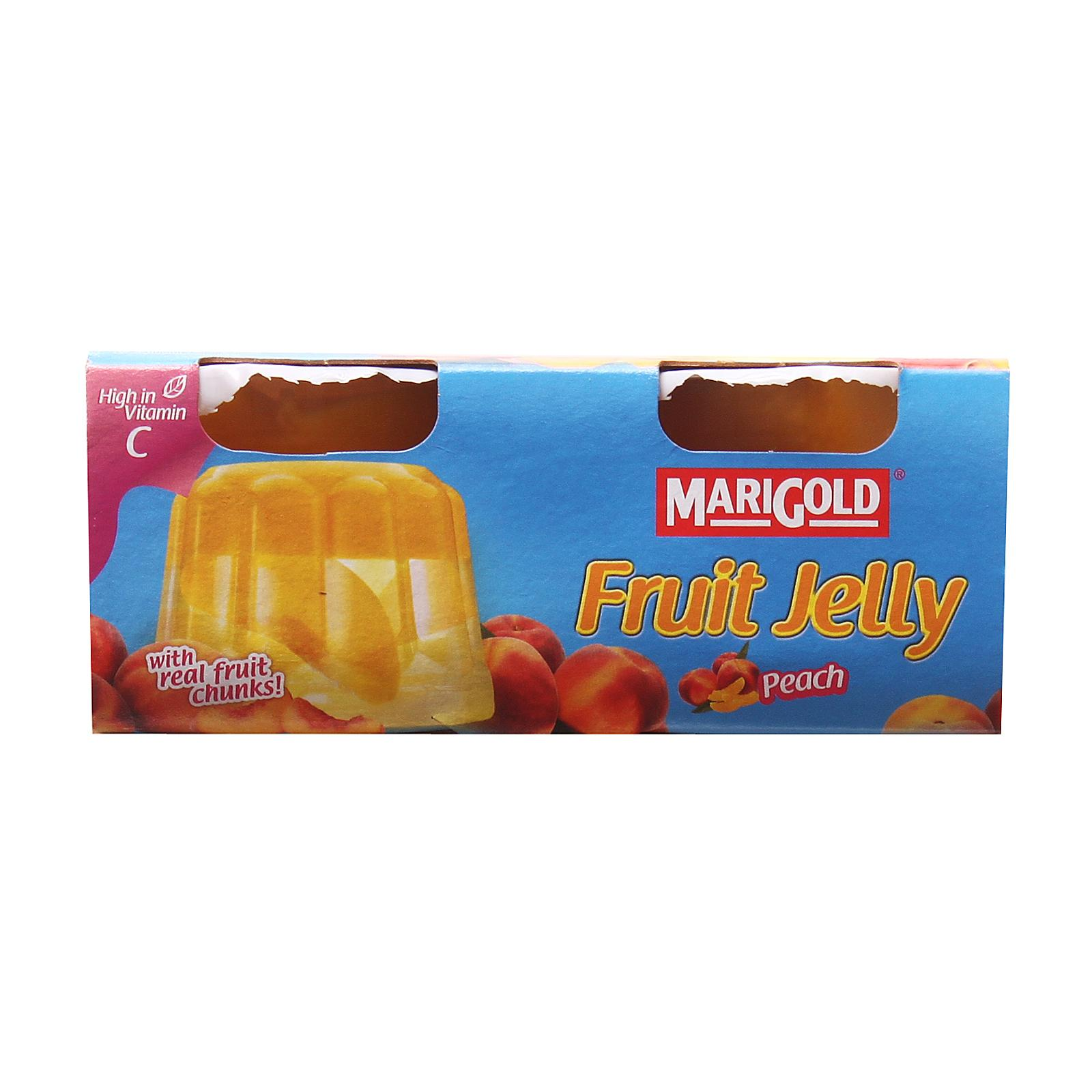 Marigold Jelly - Peach By Redmart.