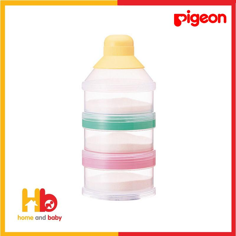 Pigeon Milk Powder Container By Home And Baby.