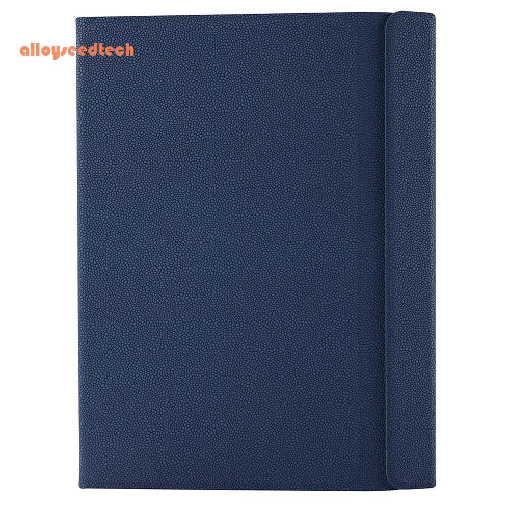 〔alloyseedtech〕SD-129 Leather Removable Wireless Bluetooth Keyboard Case for iPad Pro 12.9