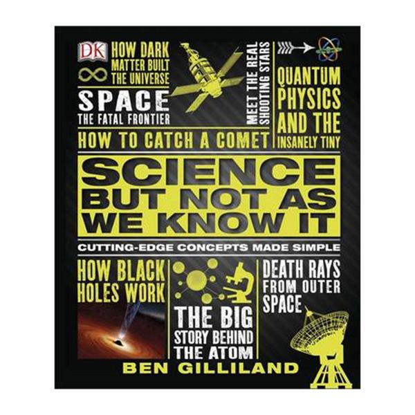 Science But Not As We Know It (Hardback)