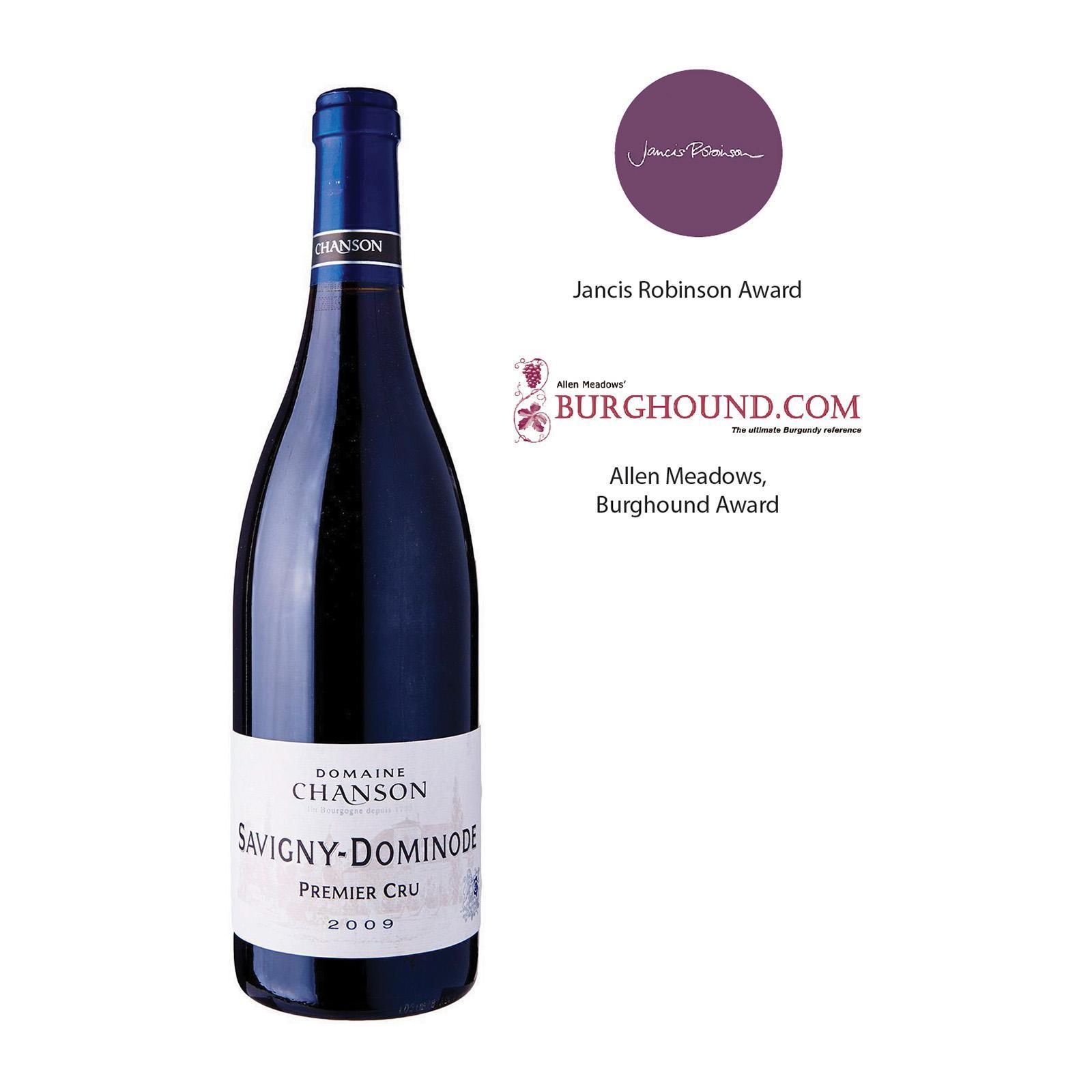 Domaine Chanson Savigny-Dominode 1er Cru - The Cellar Door