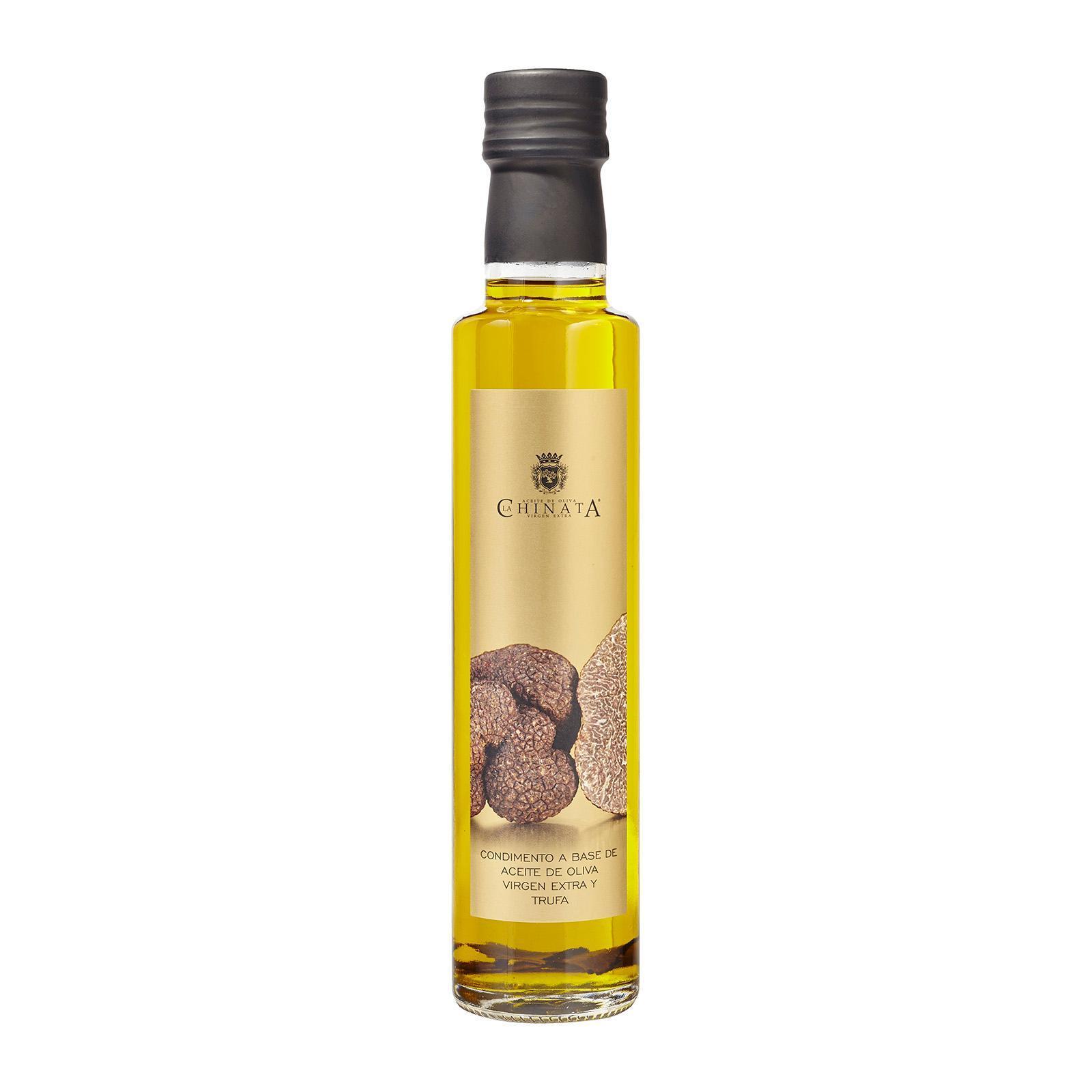 La Chinata Truffle Spanish Extra Virgin Olive Oil - By TANINOS