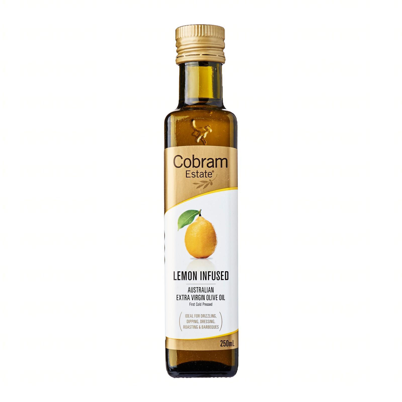Cobram Estate Lemon Twist Australian Extra Virgin Olive Oil By Redmart