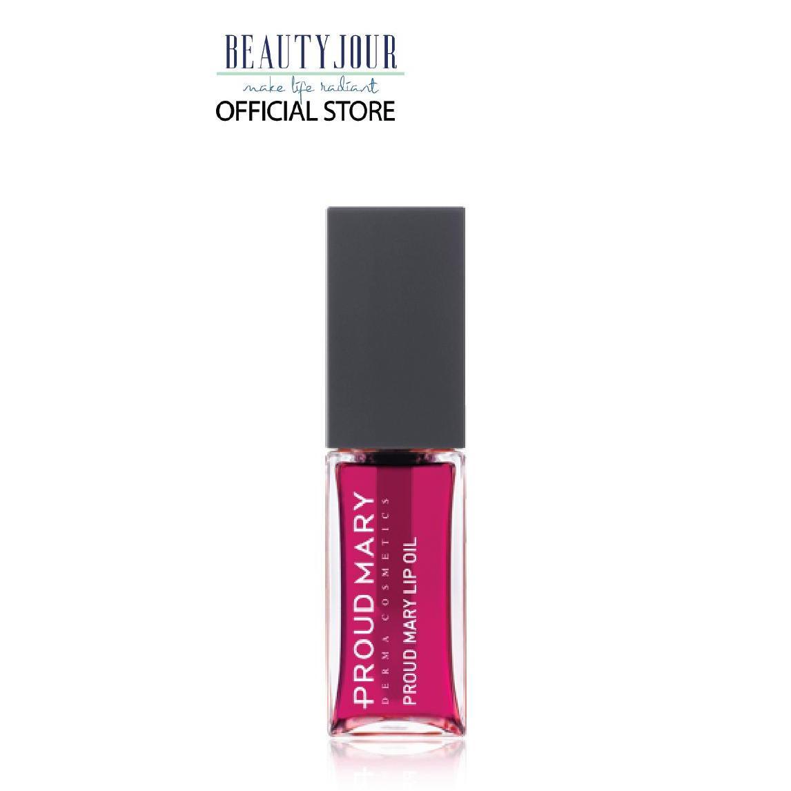 Proud Mary Raspmary Lip Oil By Beautyjour.