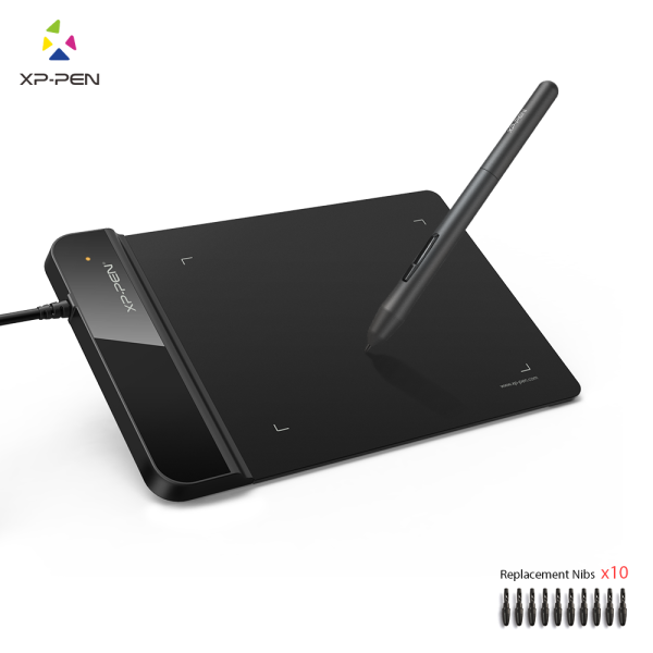 XP Pen Star G430S Drawing Tablet OSU Compatible