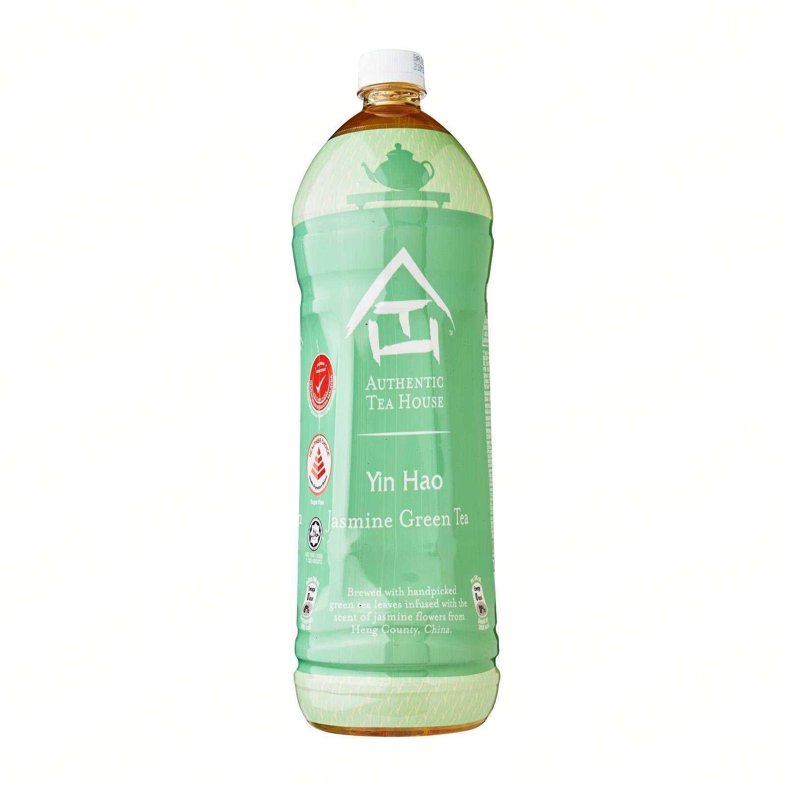 Authentic Tea House Yin Hao Unsweetened Jasmine Green Tea (1.5L)