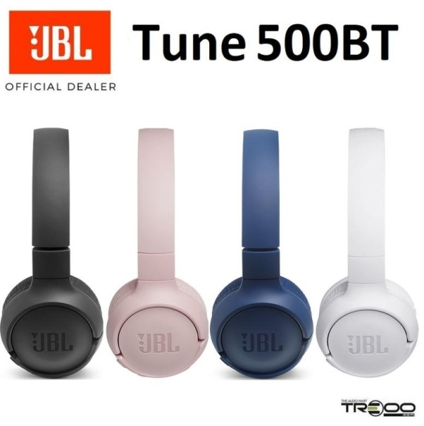 JBL TUNE 500BT Wireless Bluetooth On-Ear Headphone with Built-in Microphone Singapore
