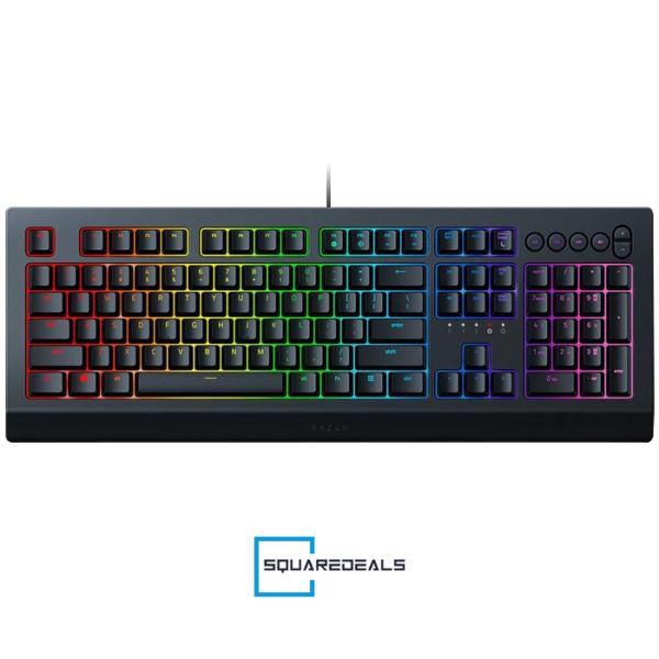 Razer Cynosa V2 Chroma True RGB Membrane Gaming Keyboard US Layout Singapore