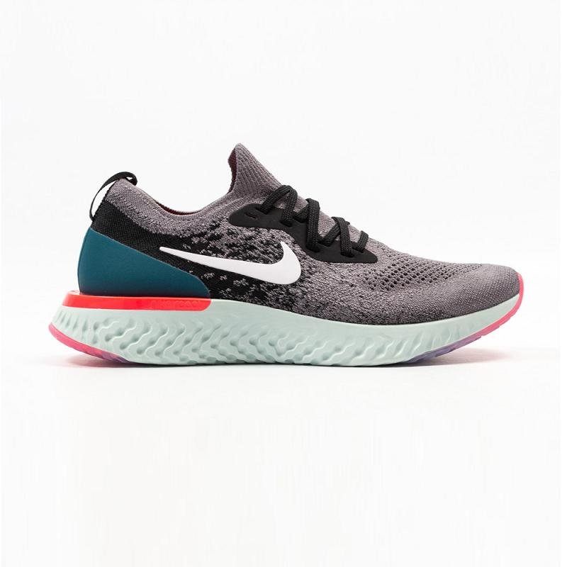 new arrival 1ed65 52fe7 Singapore. NIKE EPIC REACT FLYKNIT - Men Shoes - (Grey) AQ0067-010