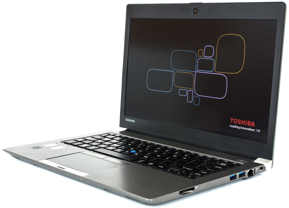 (Refurbished) Toshiba Lightweight Portege Z30-B - 13.3 - (5th Gen) Core i5 - 8GB -256GB SSD - Windows 10 Professional 64 Bit