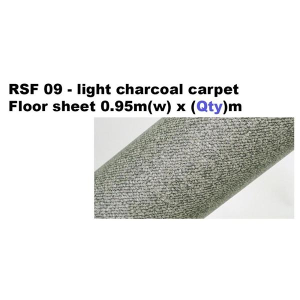 RSF09 Sheet-Self Adhesive Mat Floor Sticker
