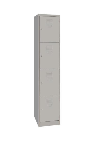 4 COMPARTMENT LOCKER ( H1829 x W381 x D457mm )