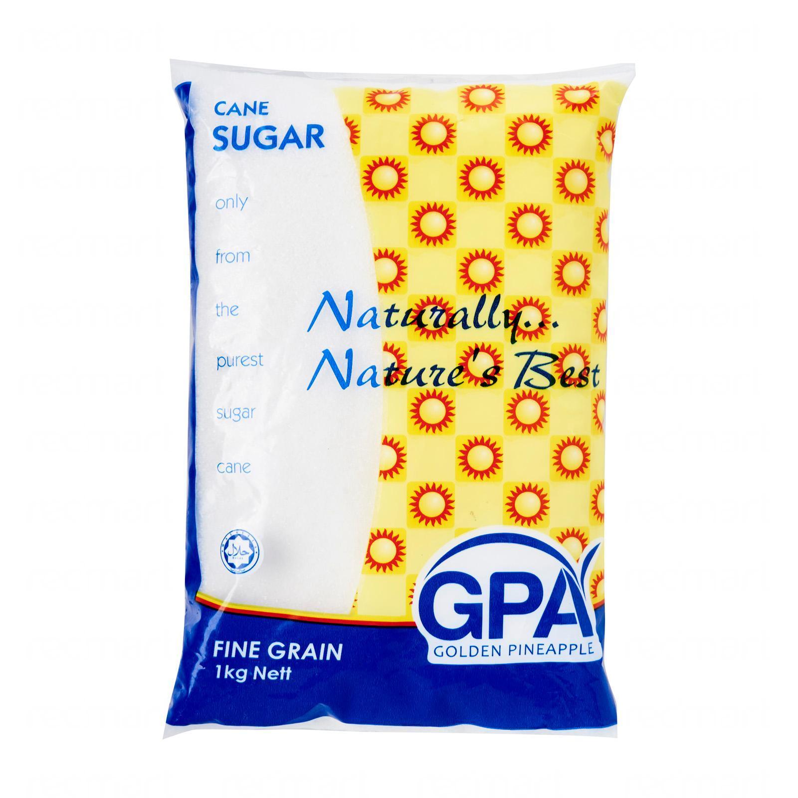 GPA Fine Grain White Sugar For Daily Consumption