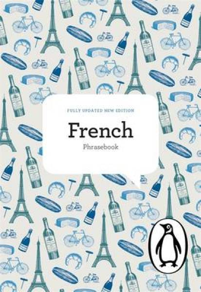 The Penguin French Phrasebook PAPERBACK (9780141039060)