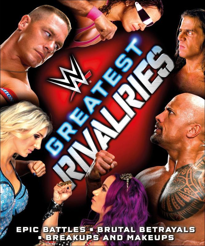 WWE Greatest Rivalries by DK