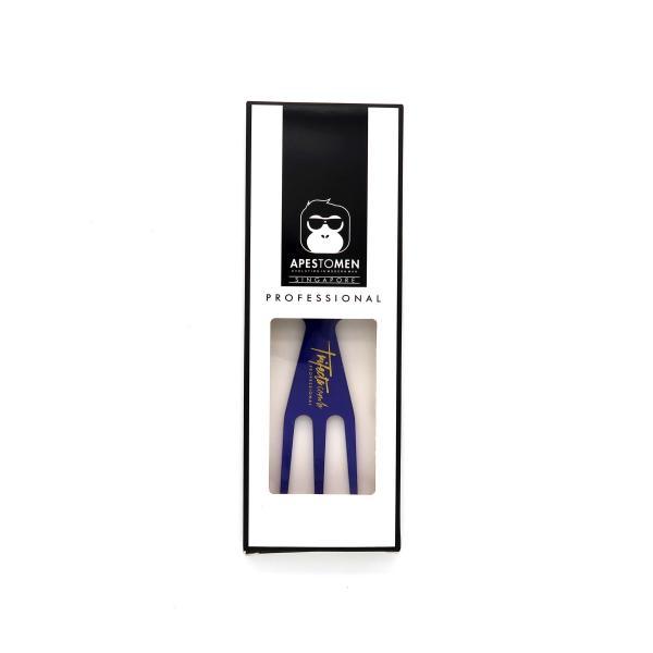 Buy Apestomen Professional Trifecta Comb Blue Singapore