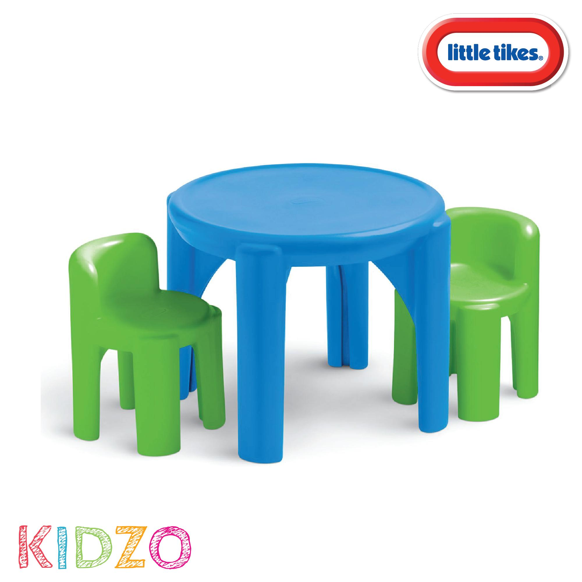 Little Tikes Bright N Bold™ Table & Chairs Set