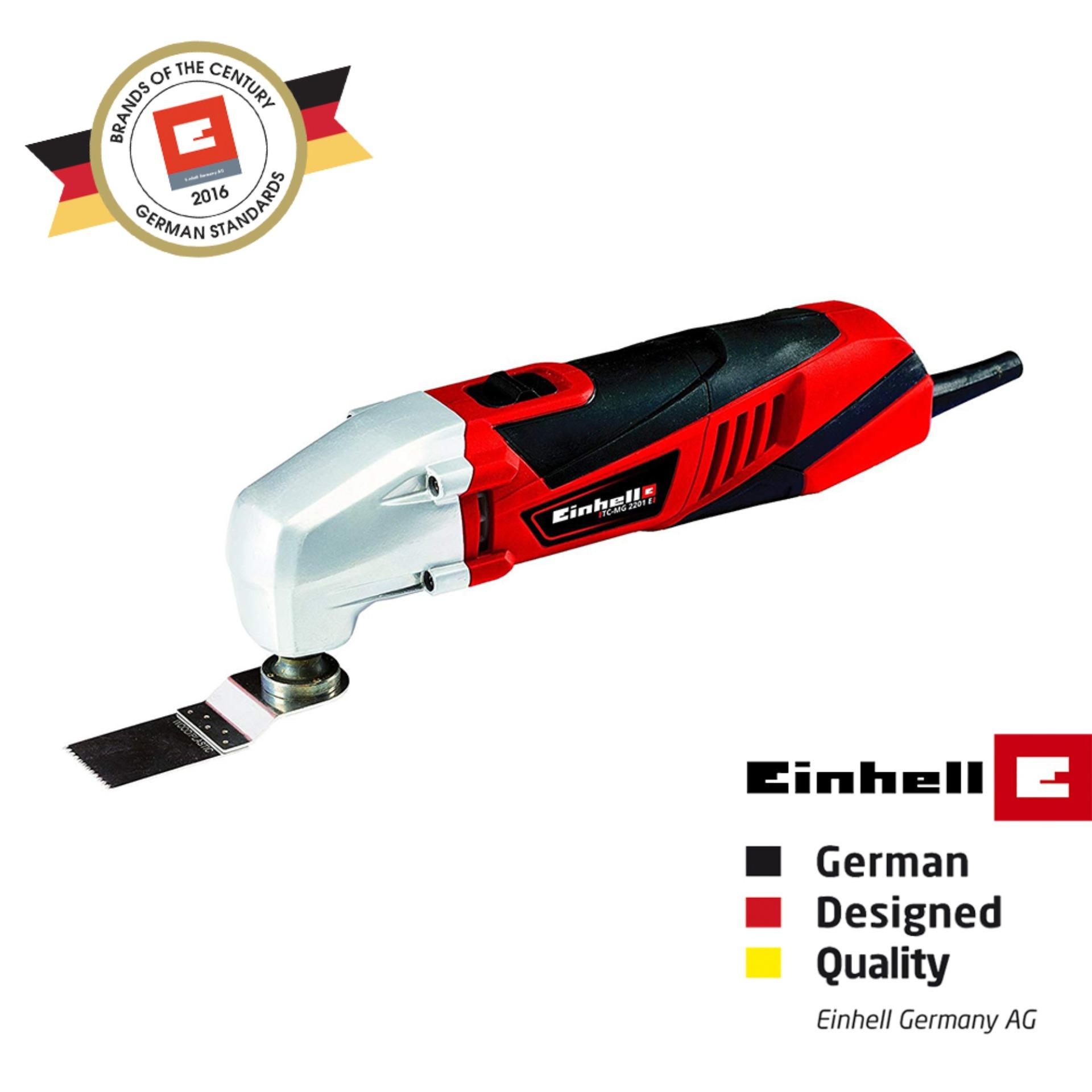 Einhell Corded Multifunctional Tools [TC-MG 220/1 E]