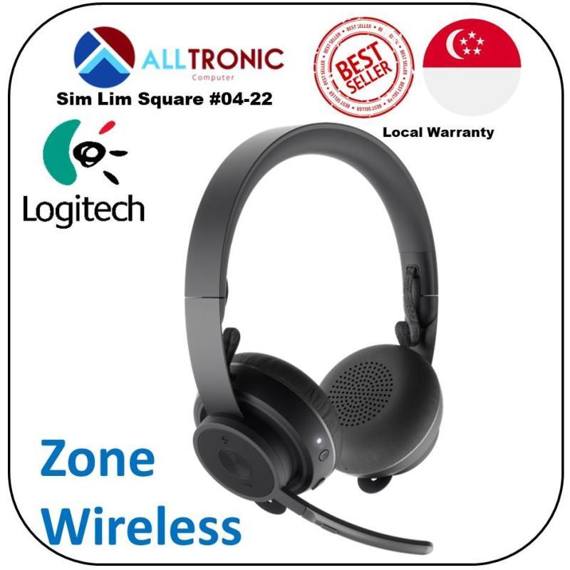 Logitech Zone Wireless Bluetooth Headset [Alltronic] Singapore