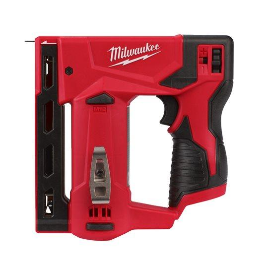MILWAUKEE M12 Sub Compact Stapler (BARE TOOL) M12BST-0